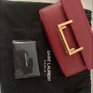 Saint Lauren Lulu Mini Bag